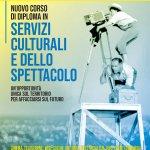 locandina servii culturali e dello spettacolo