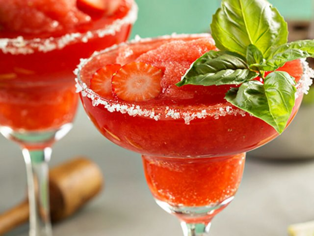 Cocktail frozen