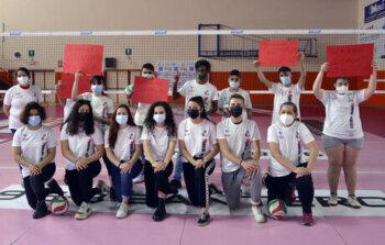 squadra pallavolo unificata prever pinerolo
