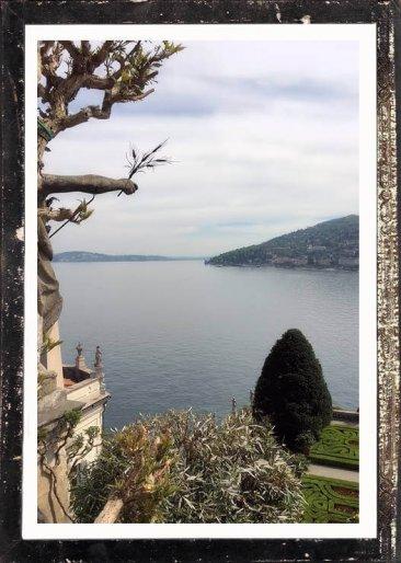 Uno scorcio del lago Maggiore