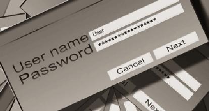 Un modulo di login con richiesta password