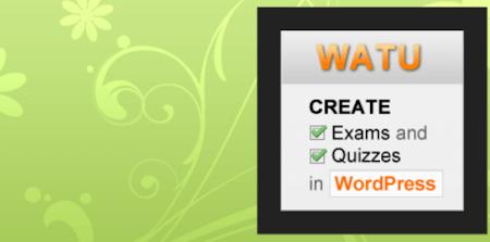 WatuPro presentazione del plugin su wordpress.org