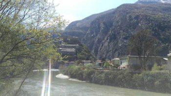 Valle d'Aosta . Il forte di Bard
