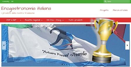 Home page enogastronomia italiana su community prever
