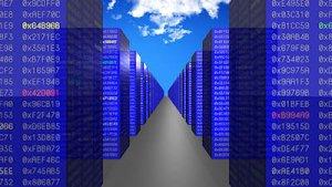 cloud: computer stilizzati