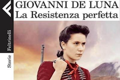 copertina de -LA resistenza perferra di Giovanni de Luna