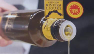 olio d'oliva riviera ligure di ponente