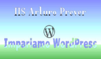 impariamo wordpress