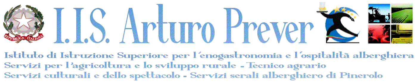 logo prever alberghiero agrario servizi culturali e serali
